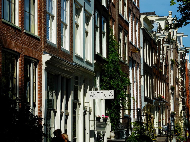 Amsterdam - Façades