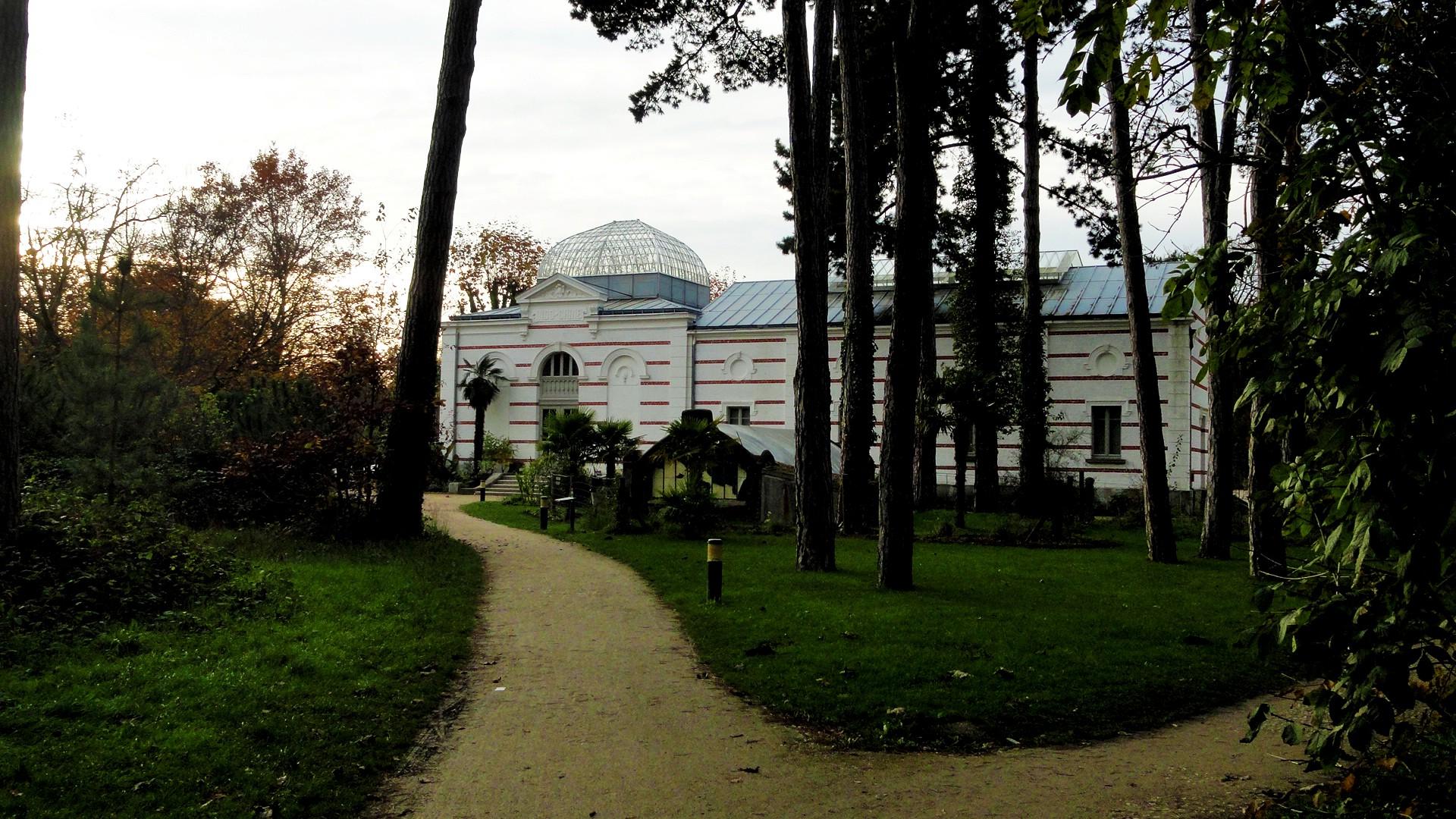 Jardin d'Agronomie Tropicale, Bois de Vincennes