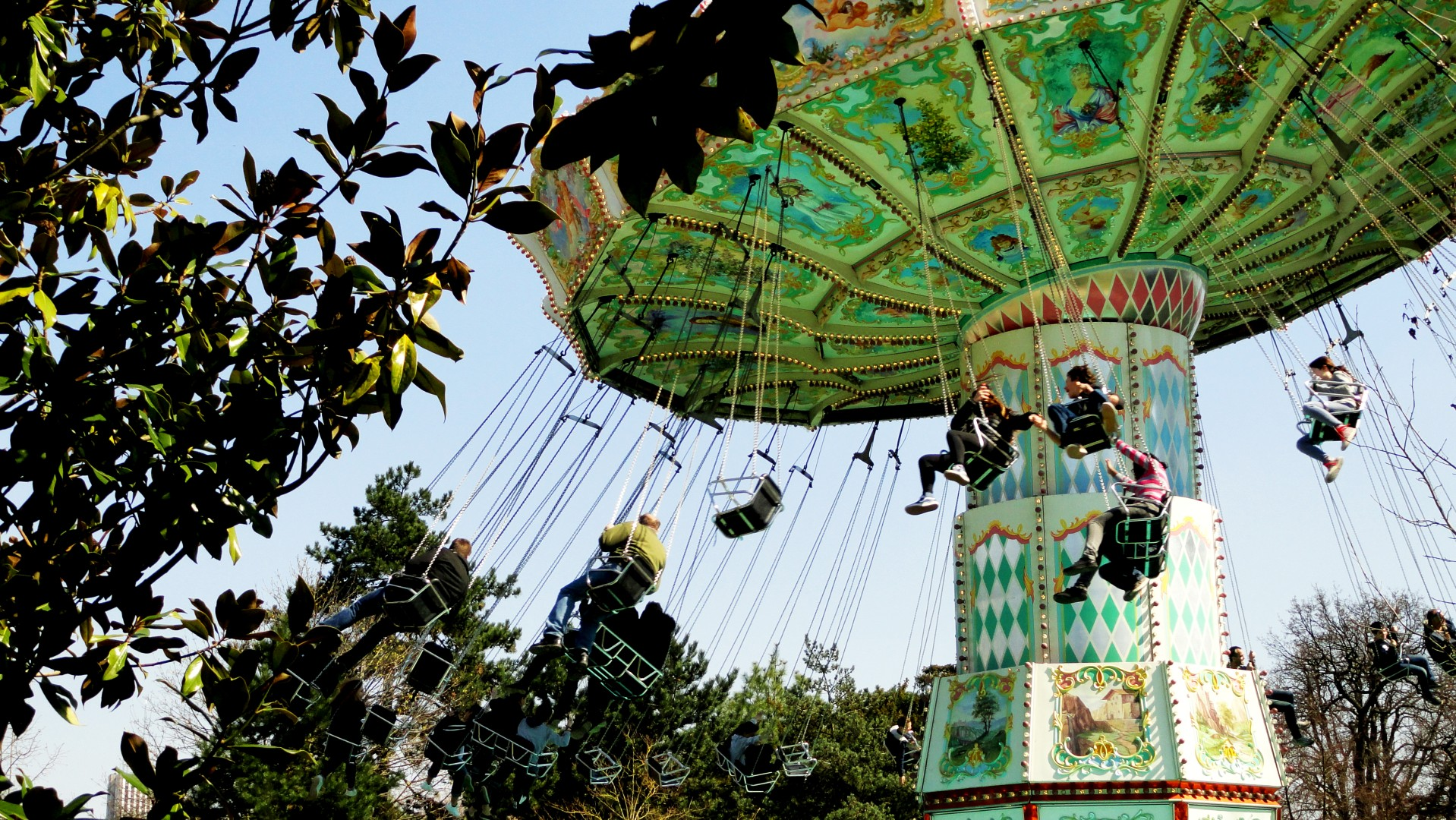 L'absence - Le Jardin d'acclimatation