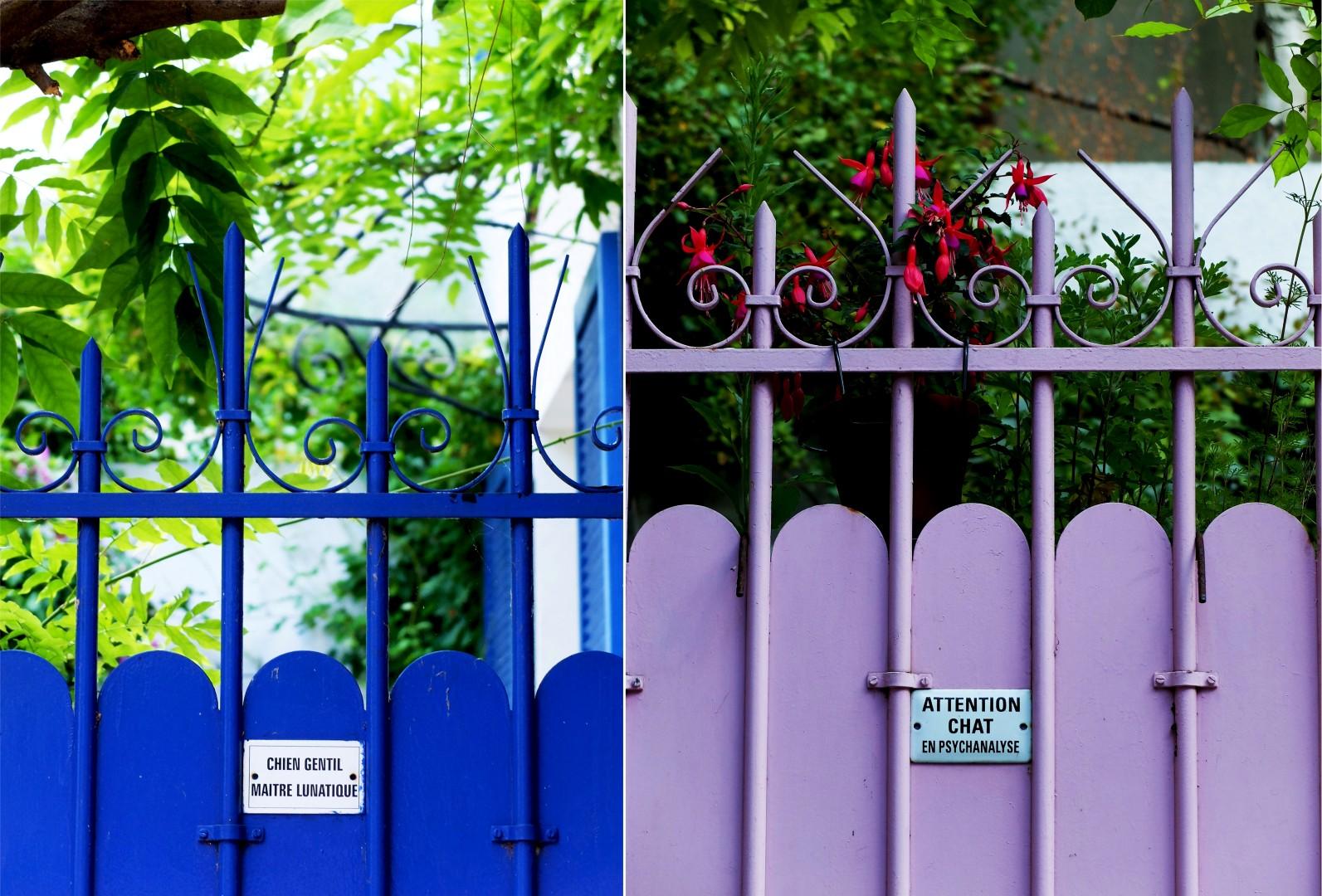 Balade dans le quartier de Ménilmontant - Villa Olivier Métra