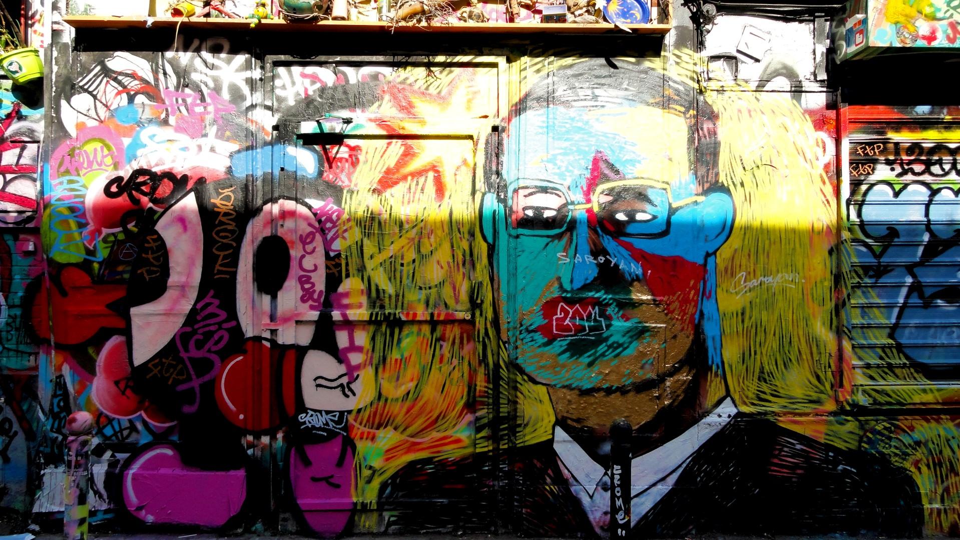 Rue Desnoyez - Paris 20e