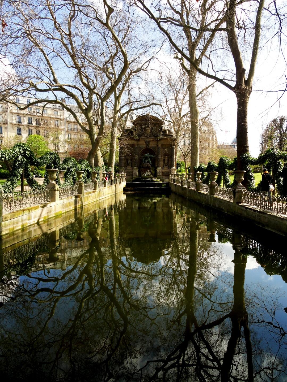 Le printemps au jardin du luxembourg un petit pois sur for Jardin luxembourg horaires