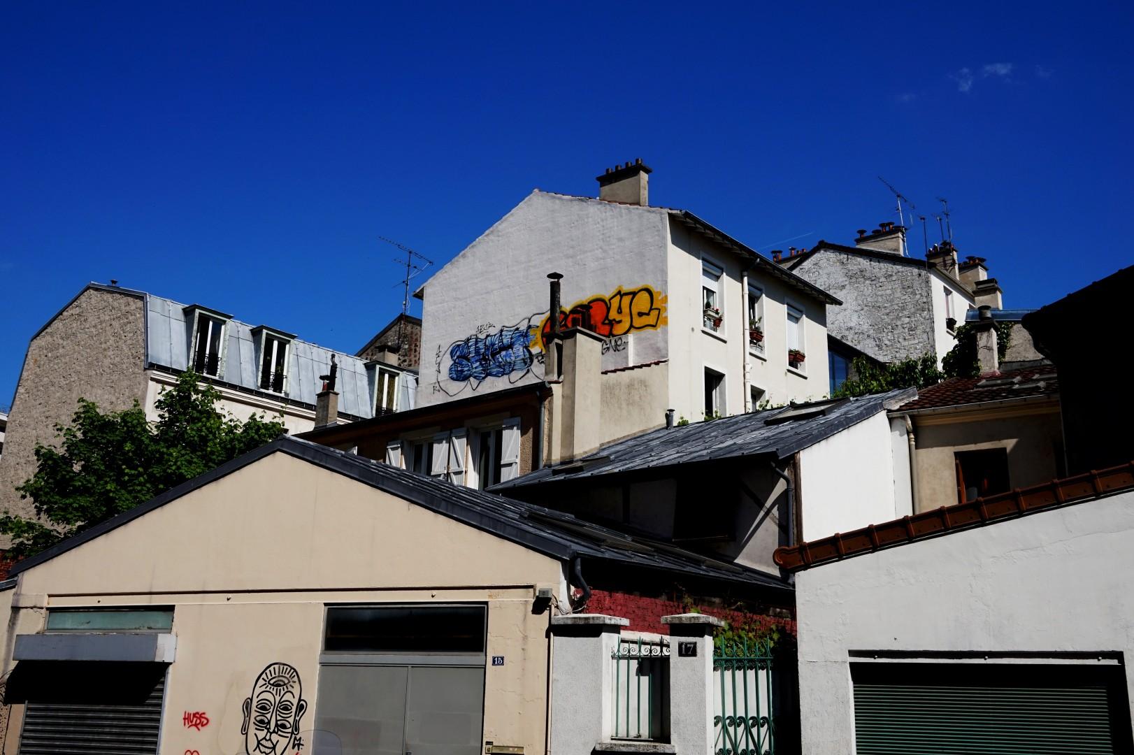 Balade autour de la Butte aux Cailles (Paris 13e)