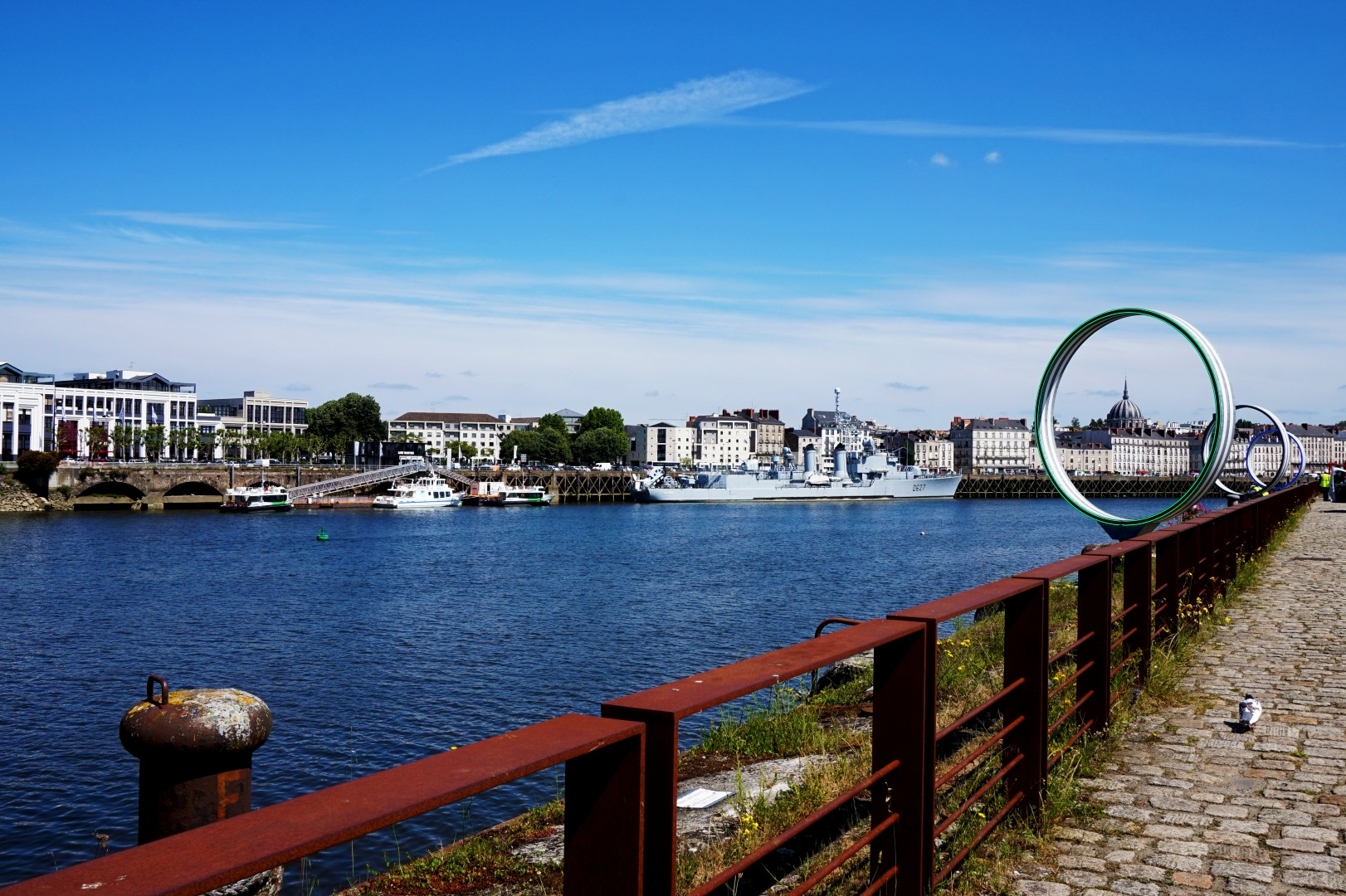 Un weekend à Nantes - Ile de Nantes - Parc des Chantiers