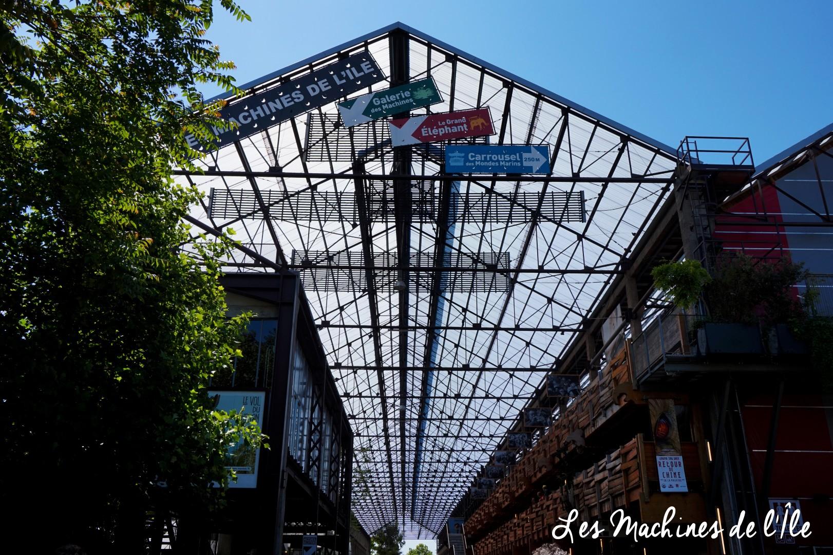 Un weekend à Nantes - Ile de Nantes - Les Machines de l'ïle