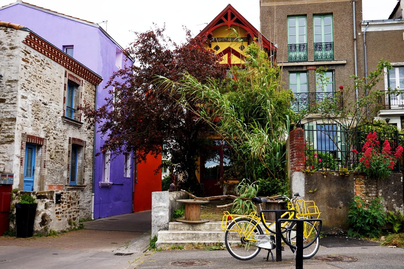 Un weekend à Nantes - Trentemoult
