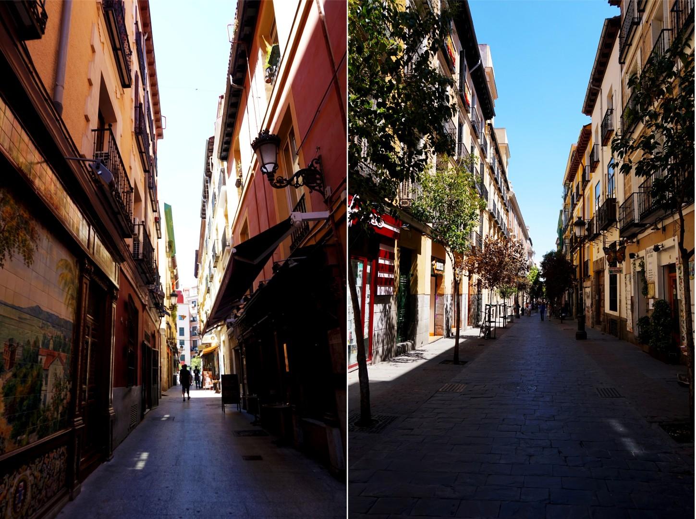 Madrid - Les ruelles du Centre