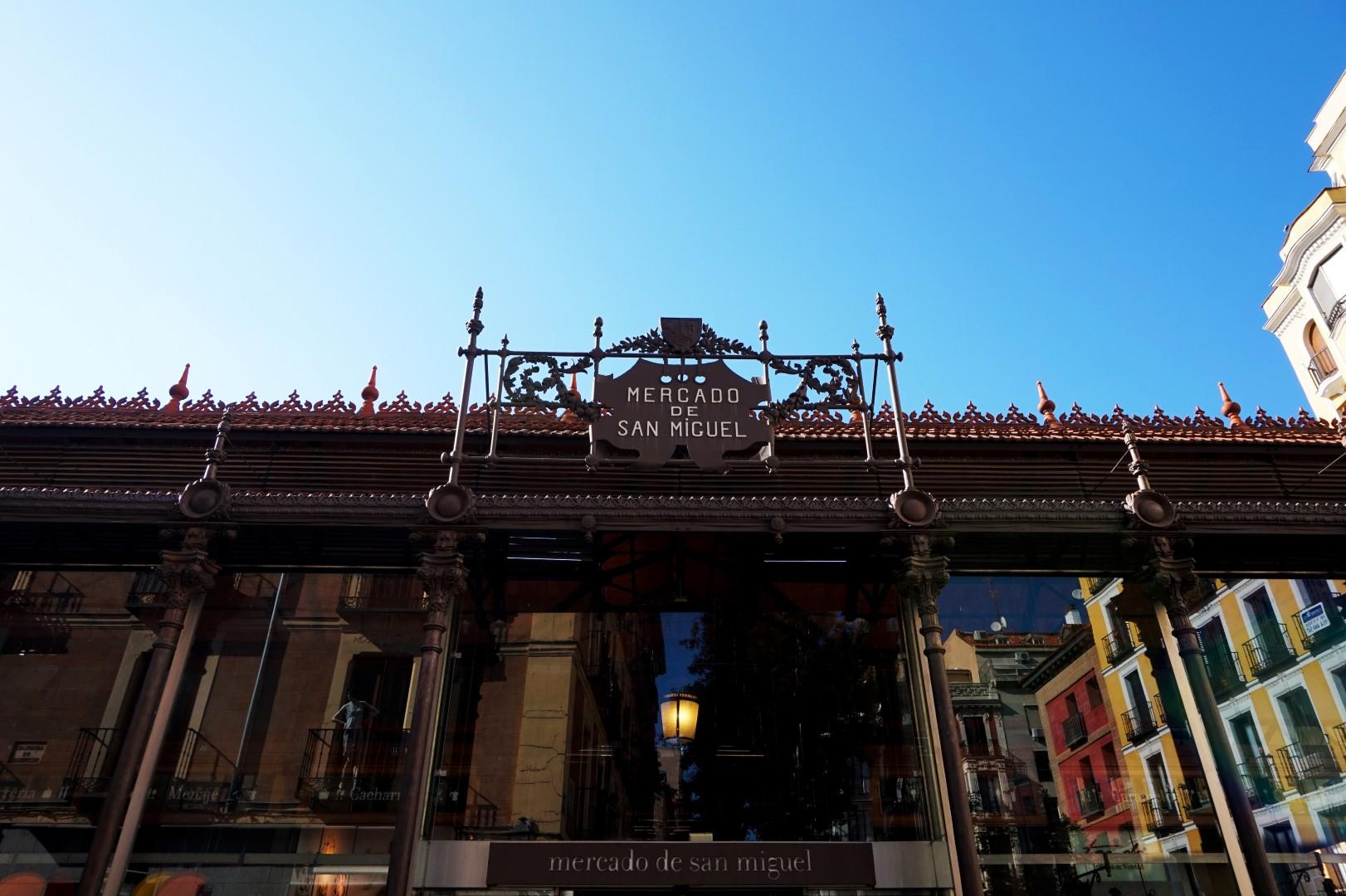 Madrid- Mercato San Miguel