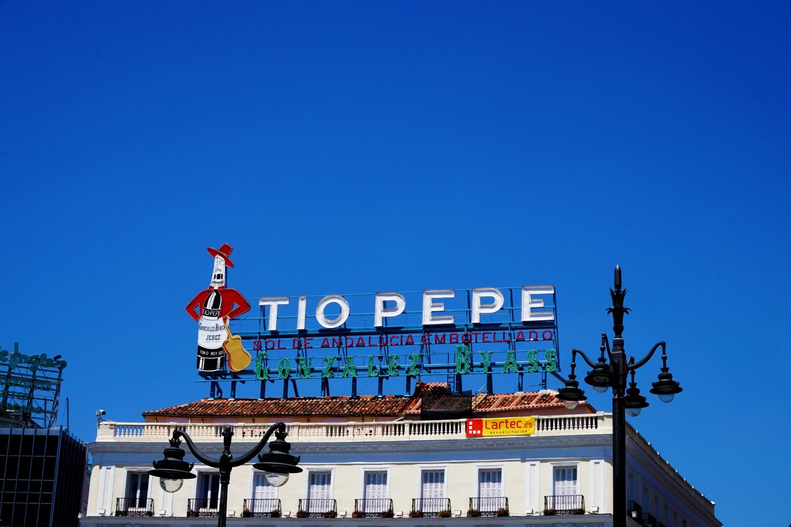 Madrid - Sol