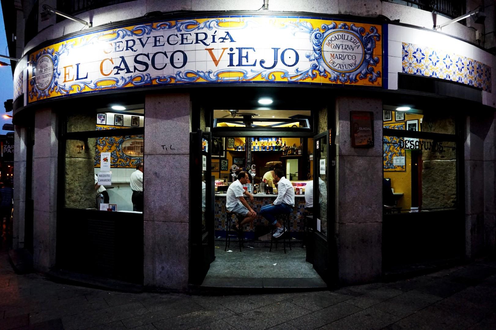 Madrid - Chueca la nuit