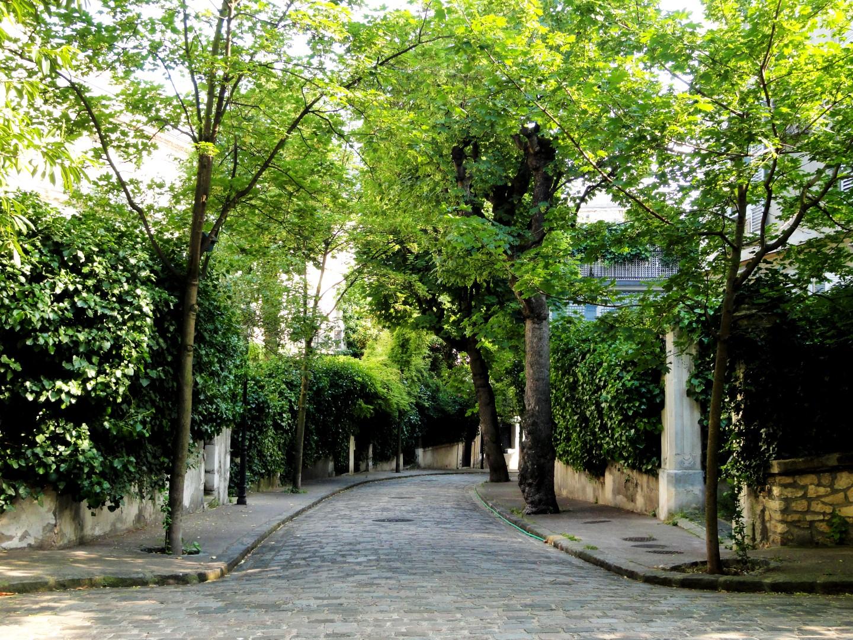 Balade dans le 9e - De Pigalle à Cadet - Avenue Frochot