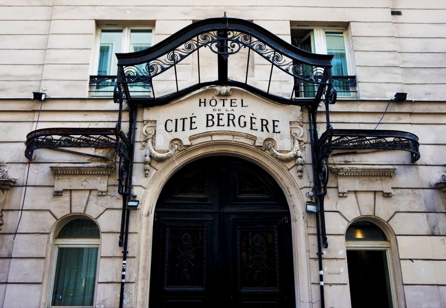 Balade dans le 9e - De Pigalle à Cadet - La Cité Bergère