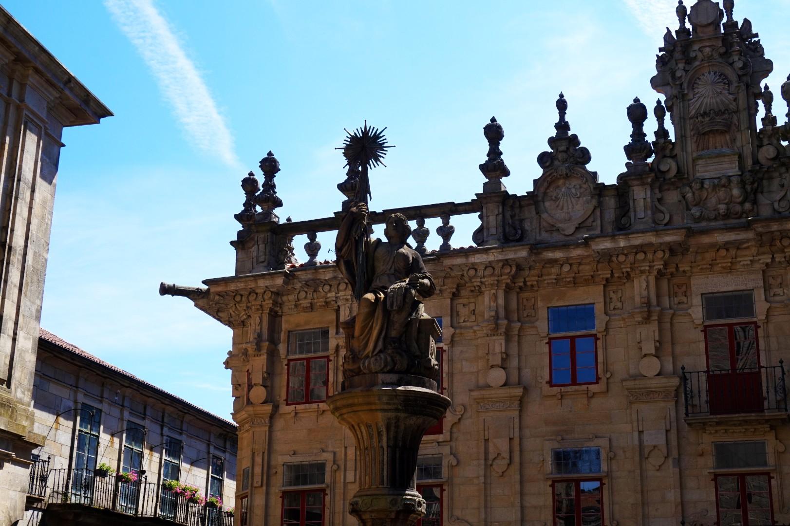 Sur les routes de Galice - Saint Jacques de Compostelle