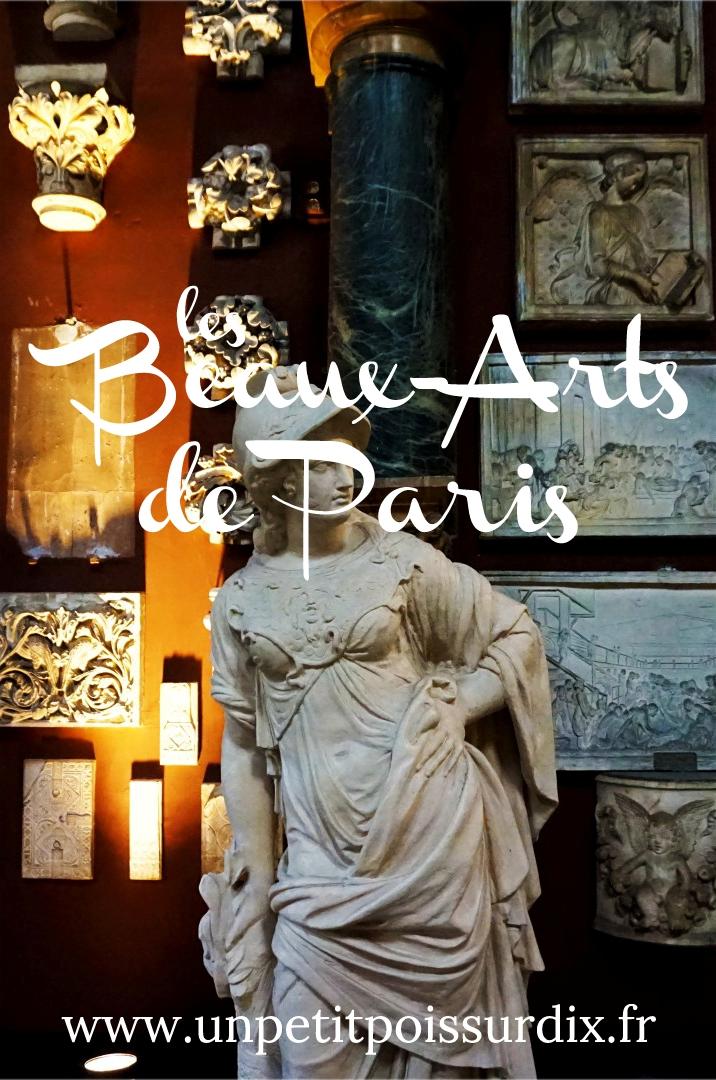 Les Beaux Arts de Paris