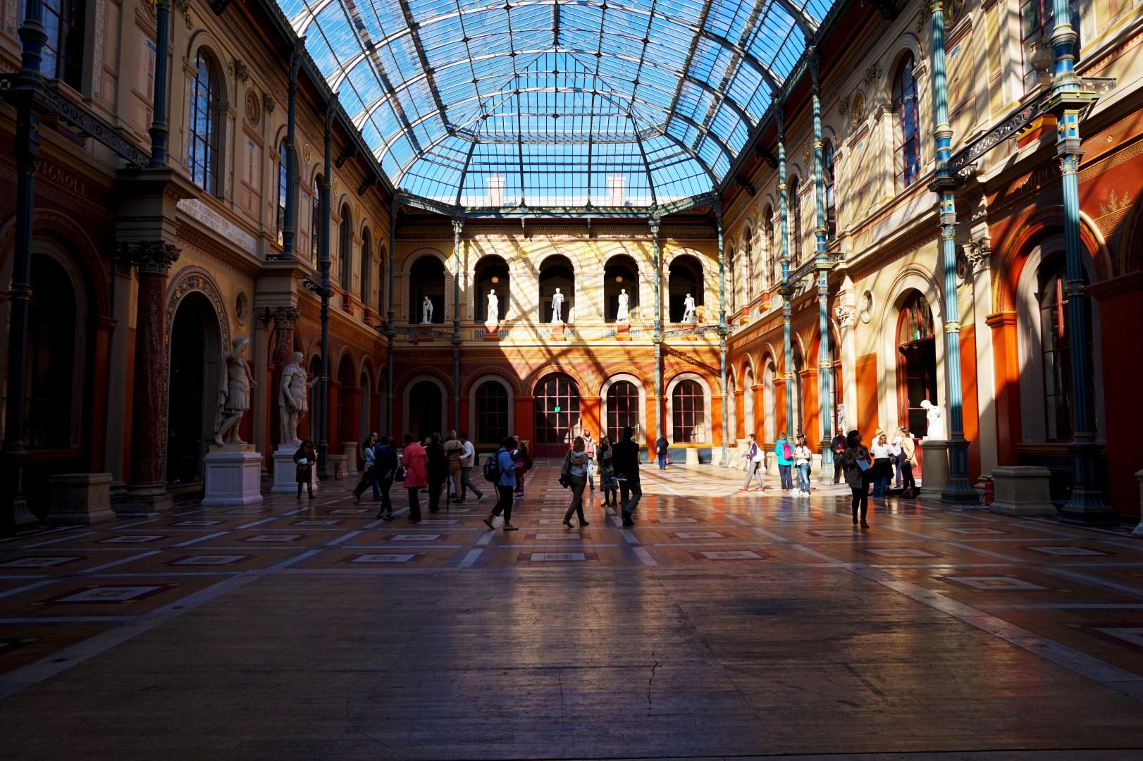 Beaux Arts de Paris - Cour du Mûrier