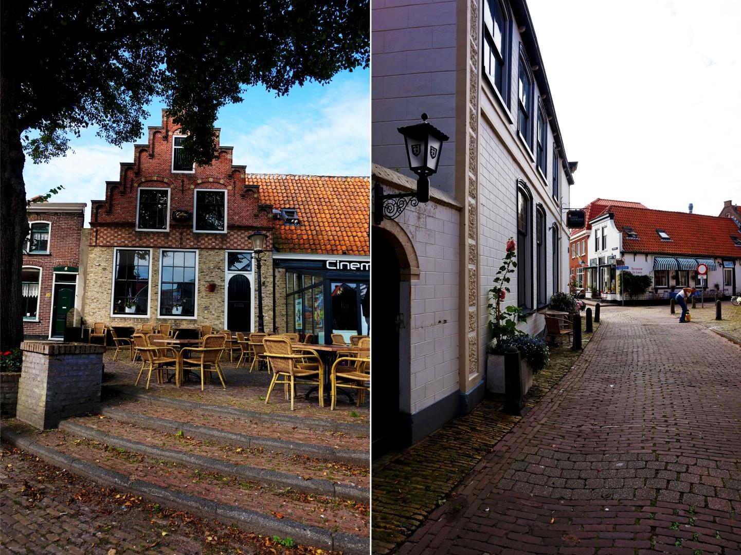 Balade à vélo sur l'île de Texel