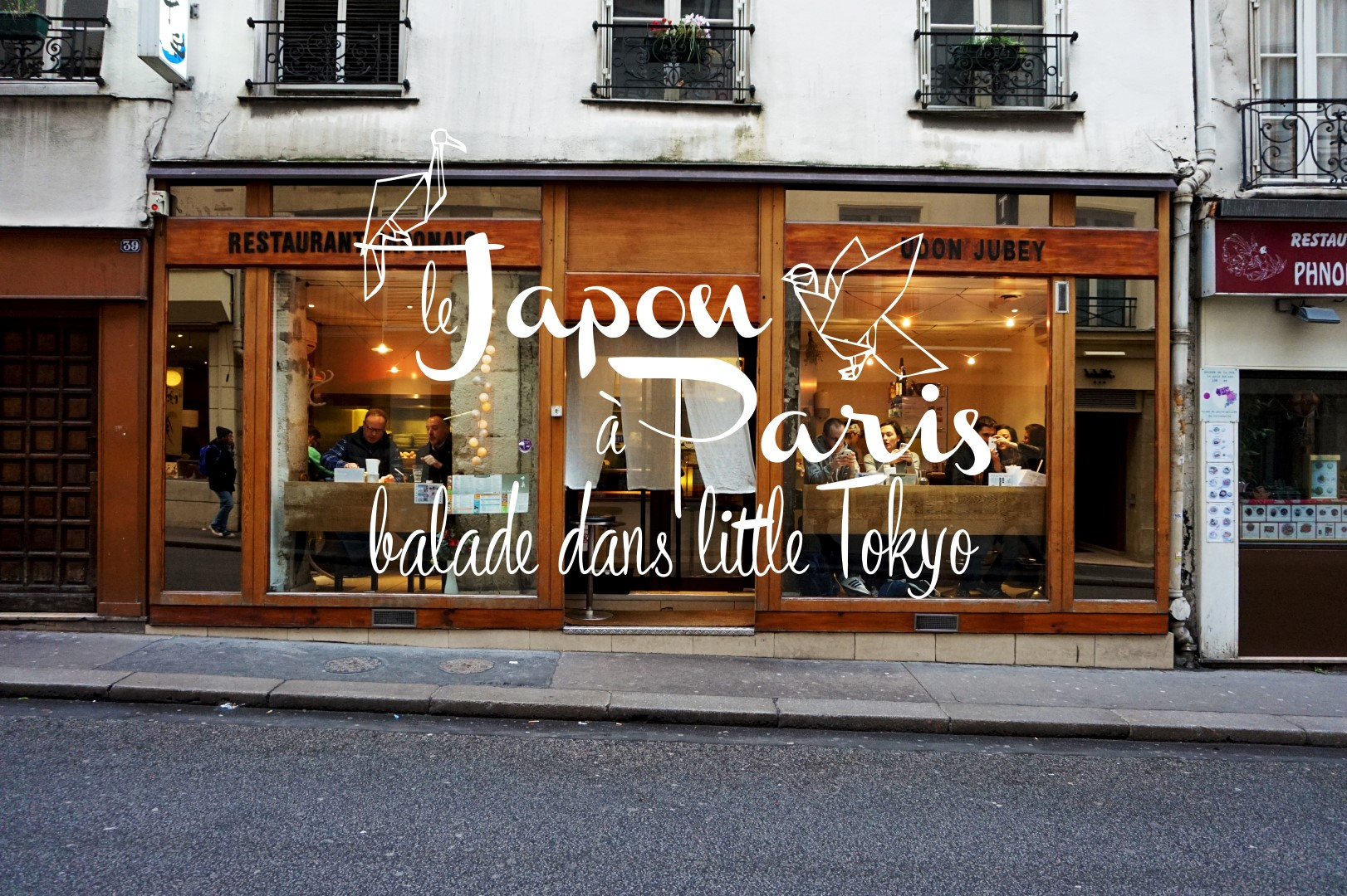 Le japon paris balade dans little tokyo un petit for Mobilier japonais paris