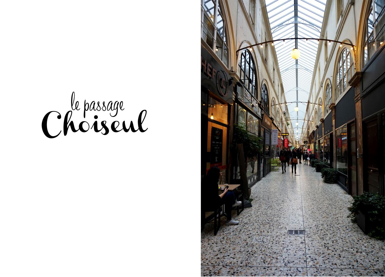 Balade dans Little Tokyo - Le Japon à Paris - Passage Choiseul