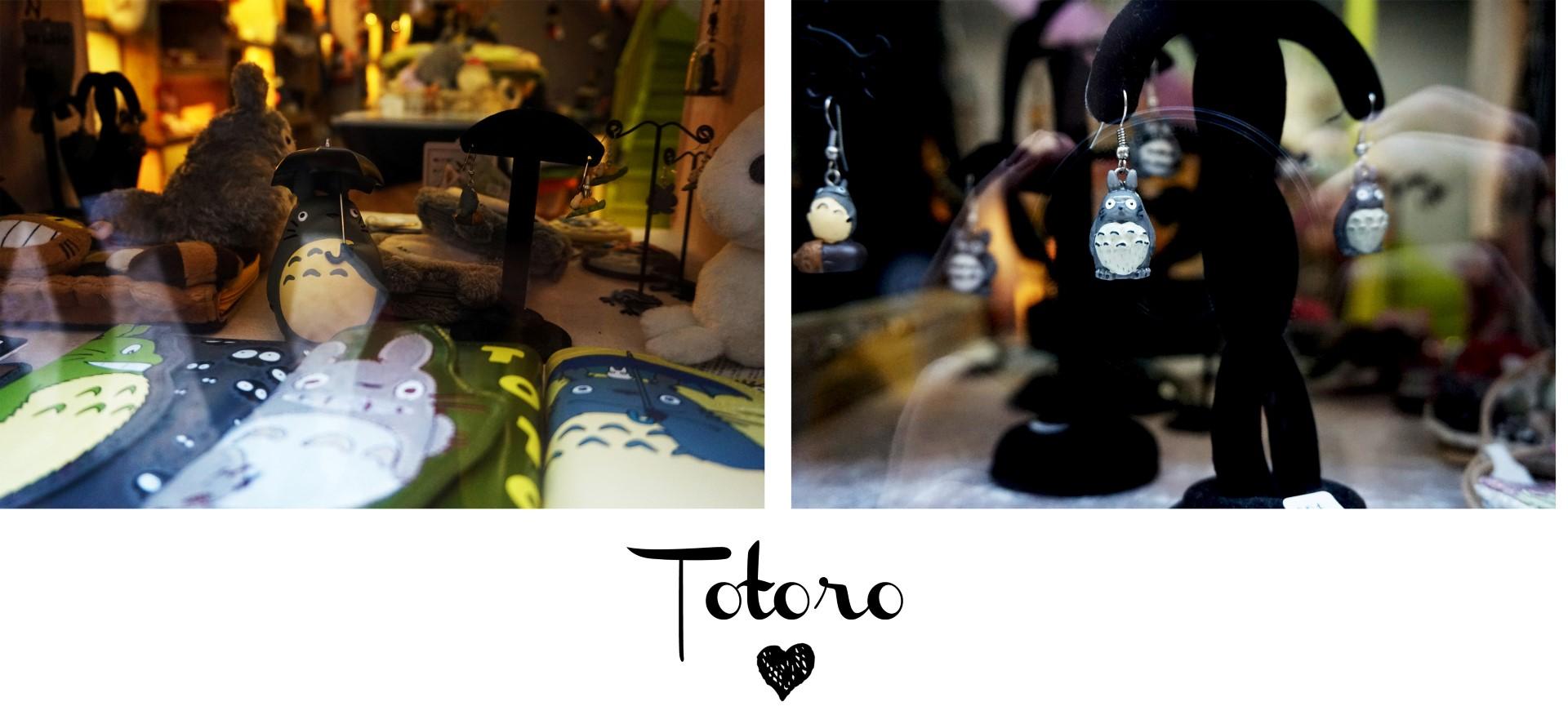 Balade dans Little Tokyo - Le Japon à Paris - Totoro
