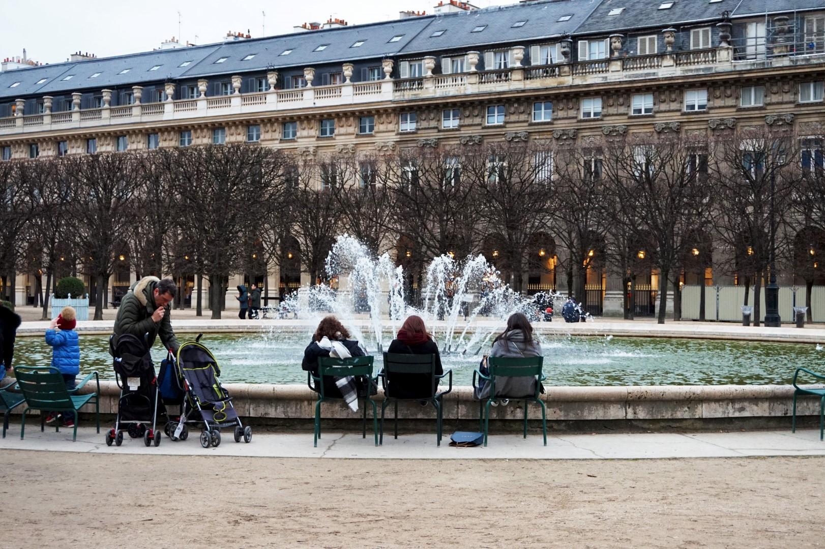 Balade dans Little Tokyo - Le Japon à Paris - Palais Royal