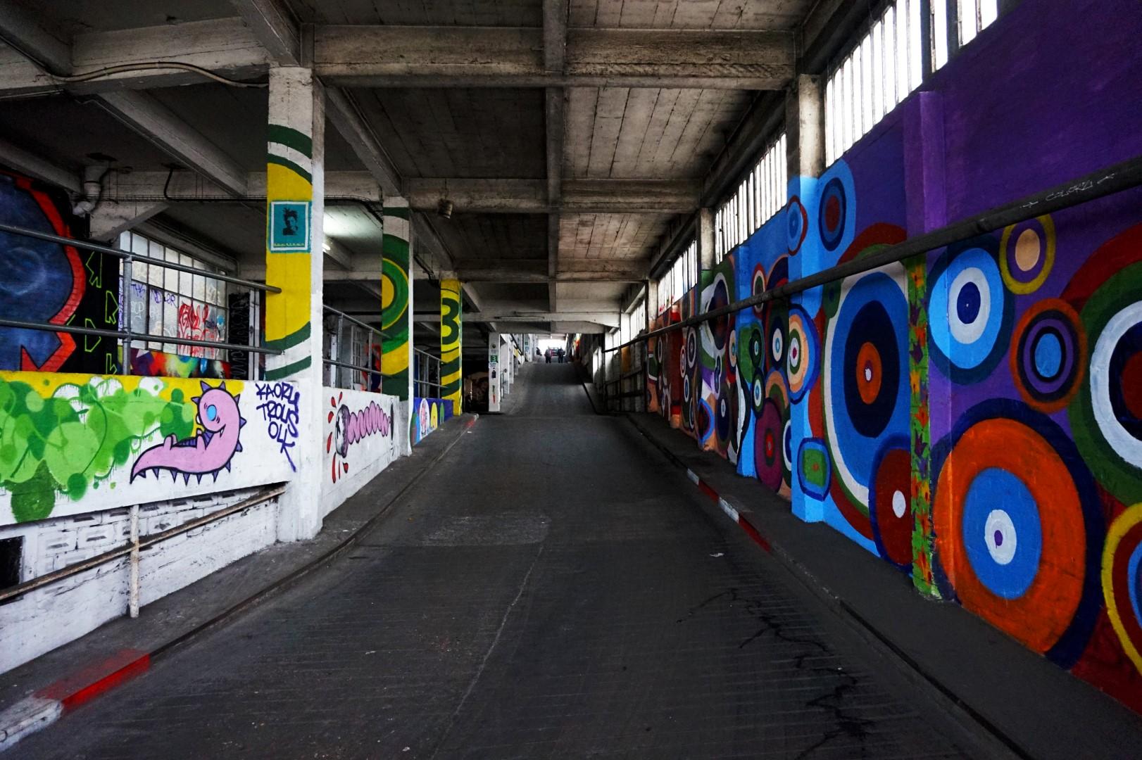 La Jarry, Cité industrielle de Vincennes - Squat artistique
