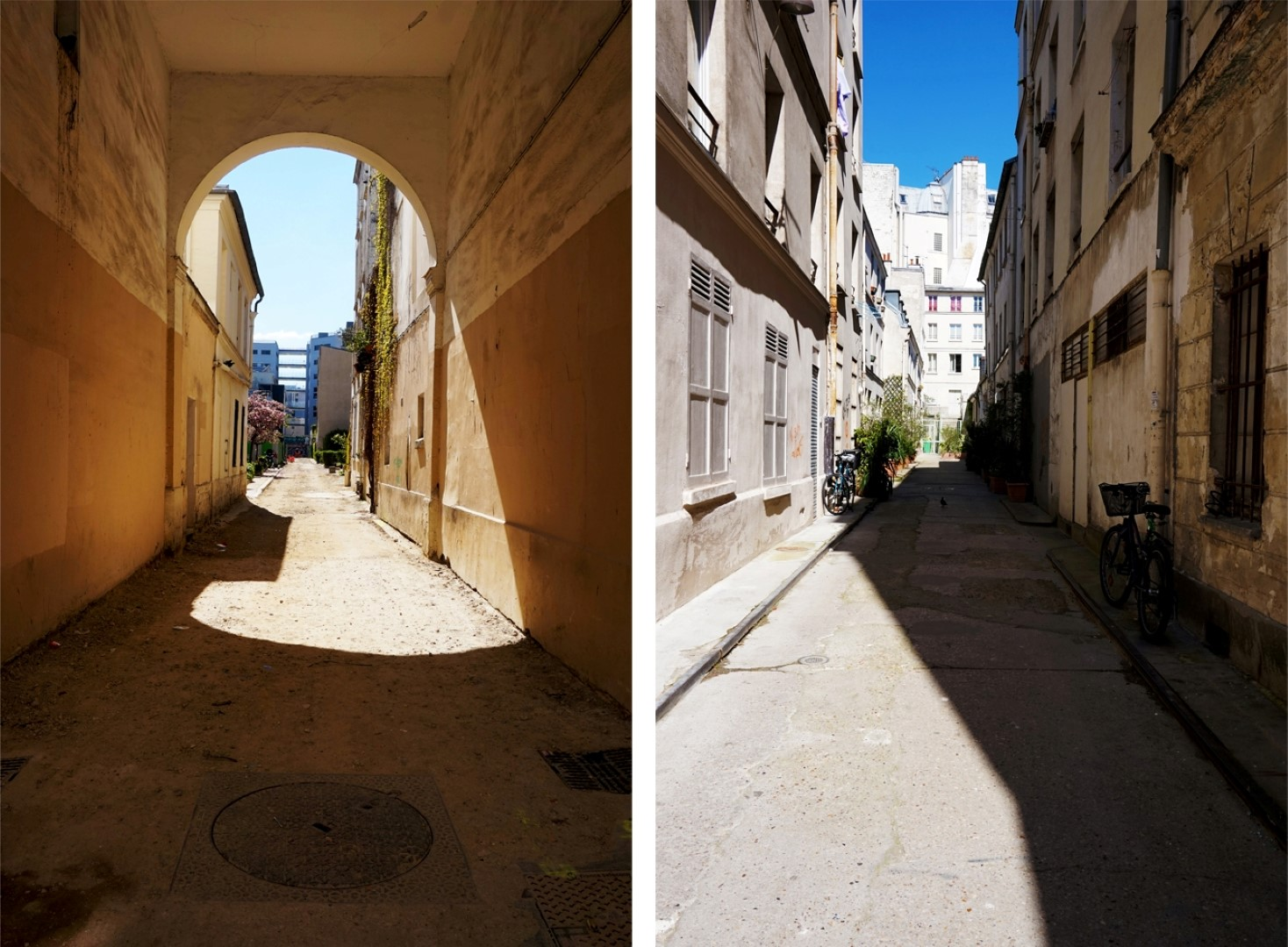 Balade dans le 11e - Rue Popincourt