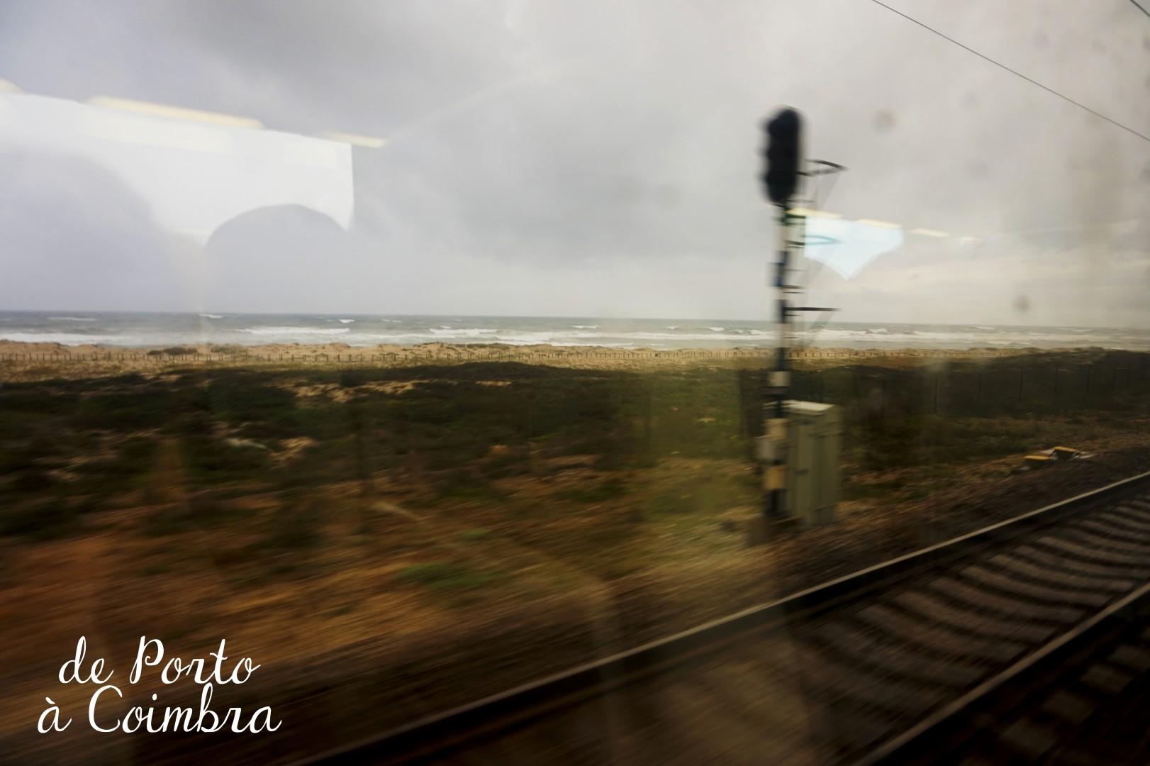 Rail trip au Portugal - De Porto à Coimbra