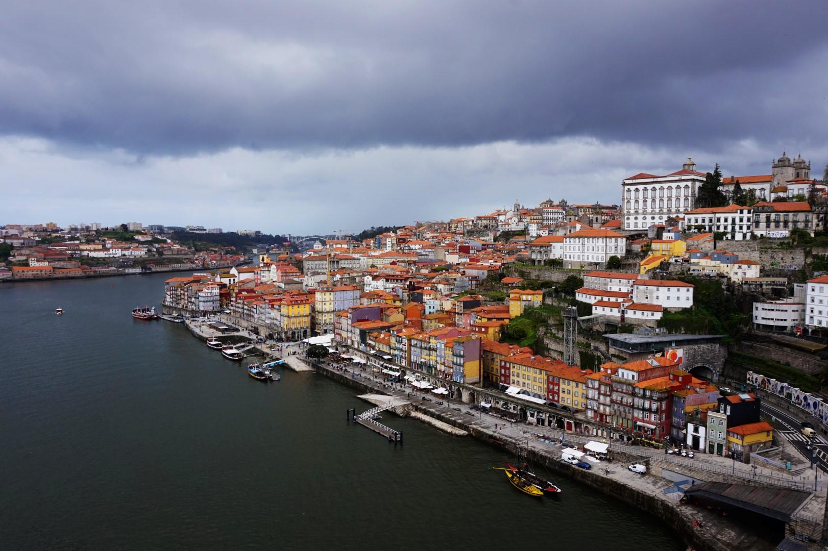 Porto - Vue du Pont