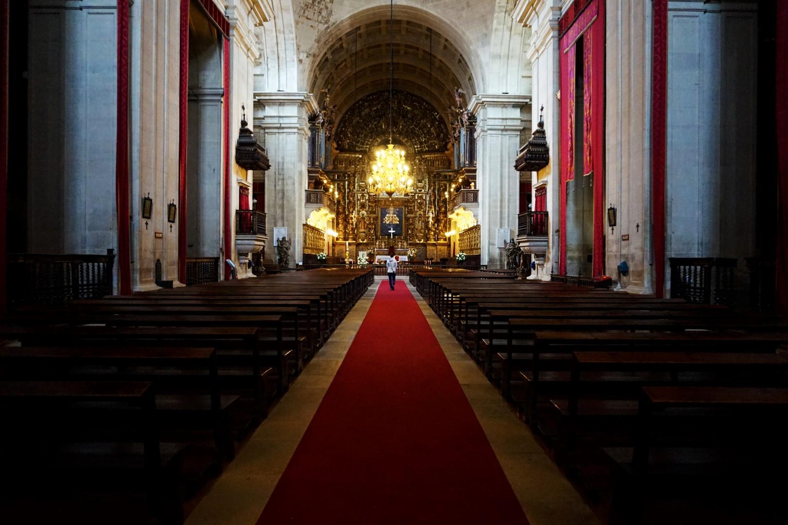 Coimbra - Cathédrale