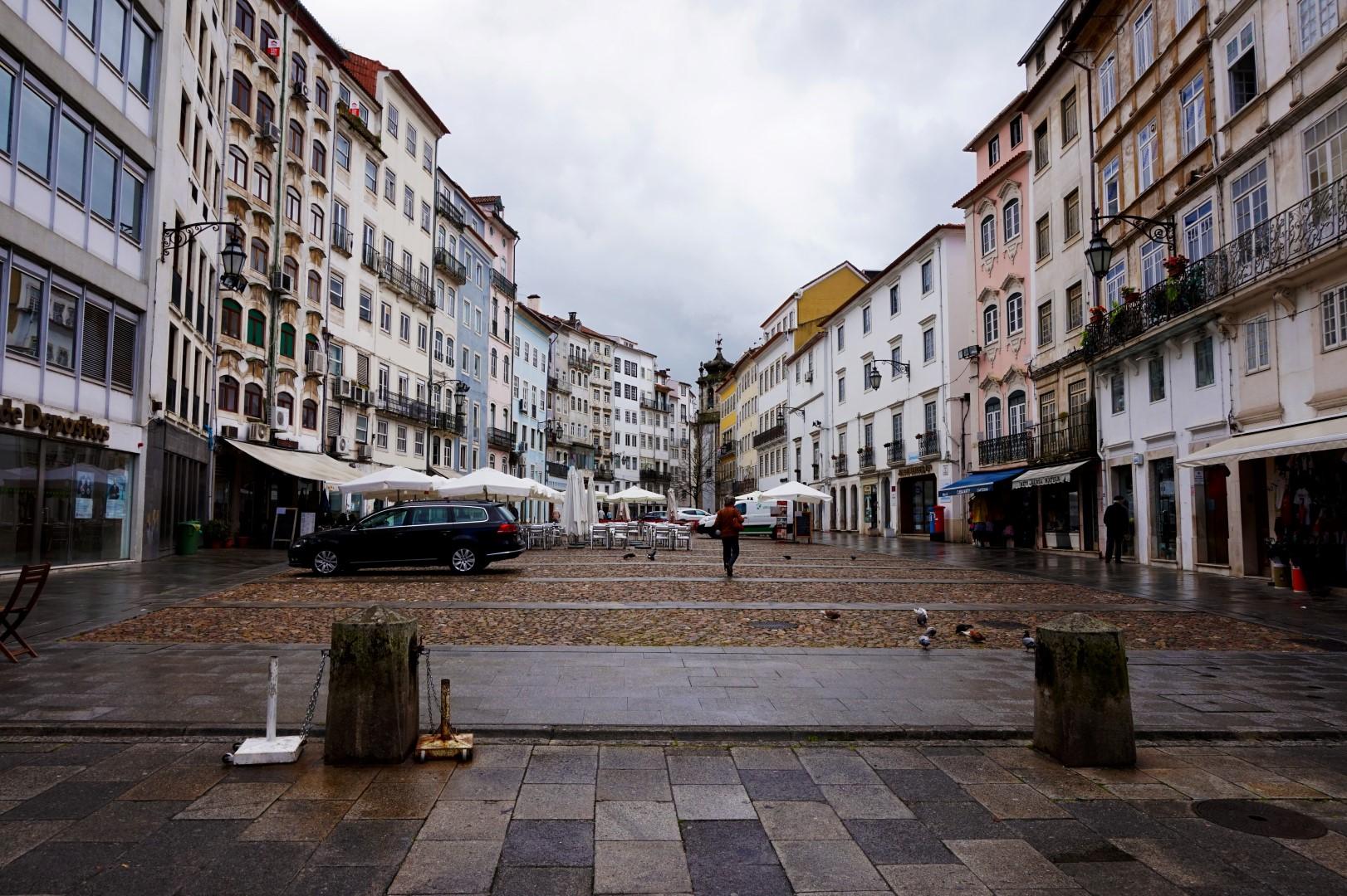 Coimbra - Balade centre ville
