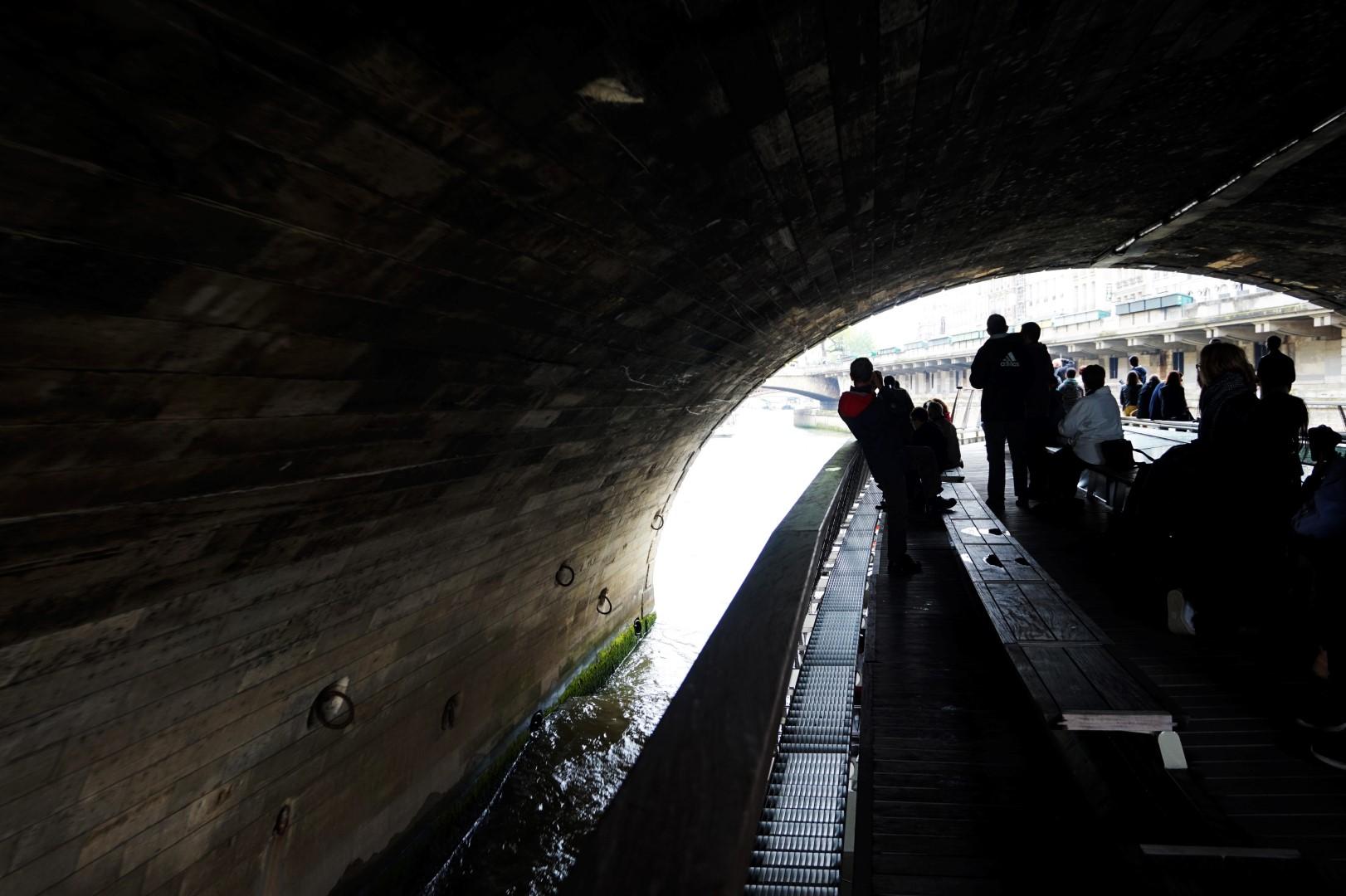 Croisière sur la Seine - Bateaux Parisiens