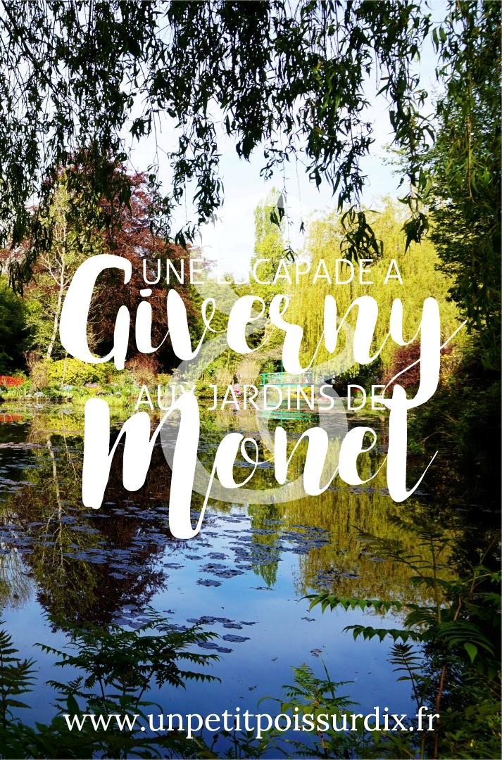 Giverny - Visite des Jardins et de la Maison de Monet et randonnée sur les coteaux