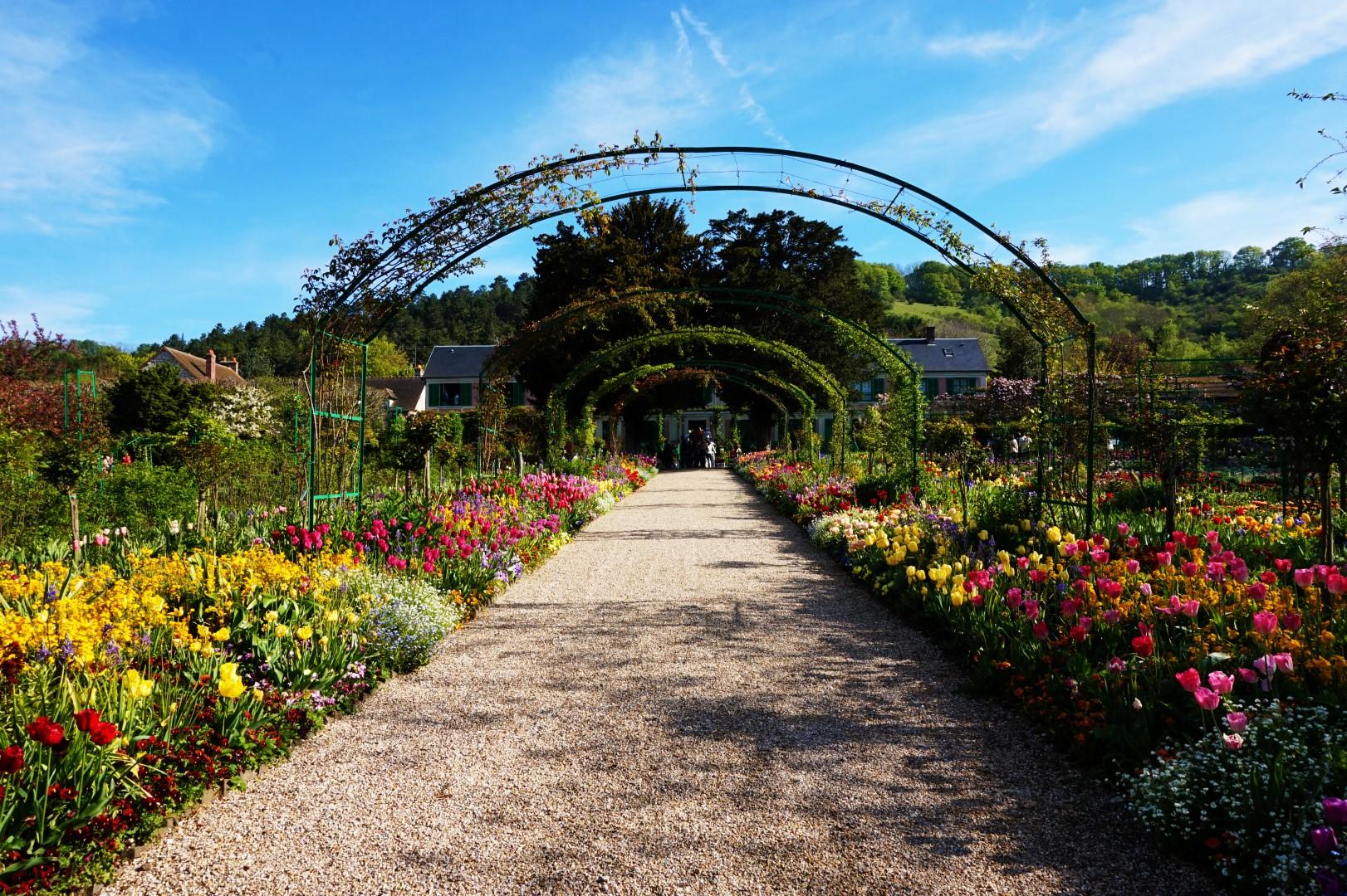 Jardin de Monet - Le Clos Normand
