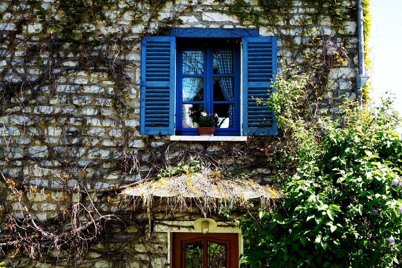 Balade dans Giverny