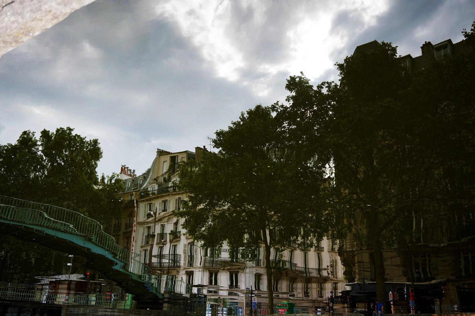 Morceaux de Paris #7 - Canal Saint-Martin