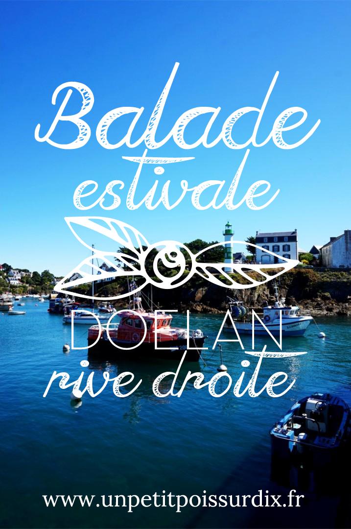 Balade estivale au Port de Doëlan, Finistère sud