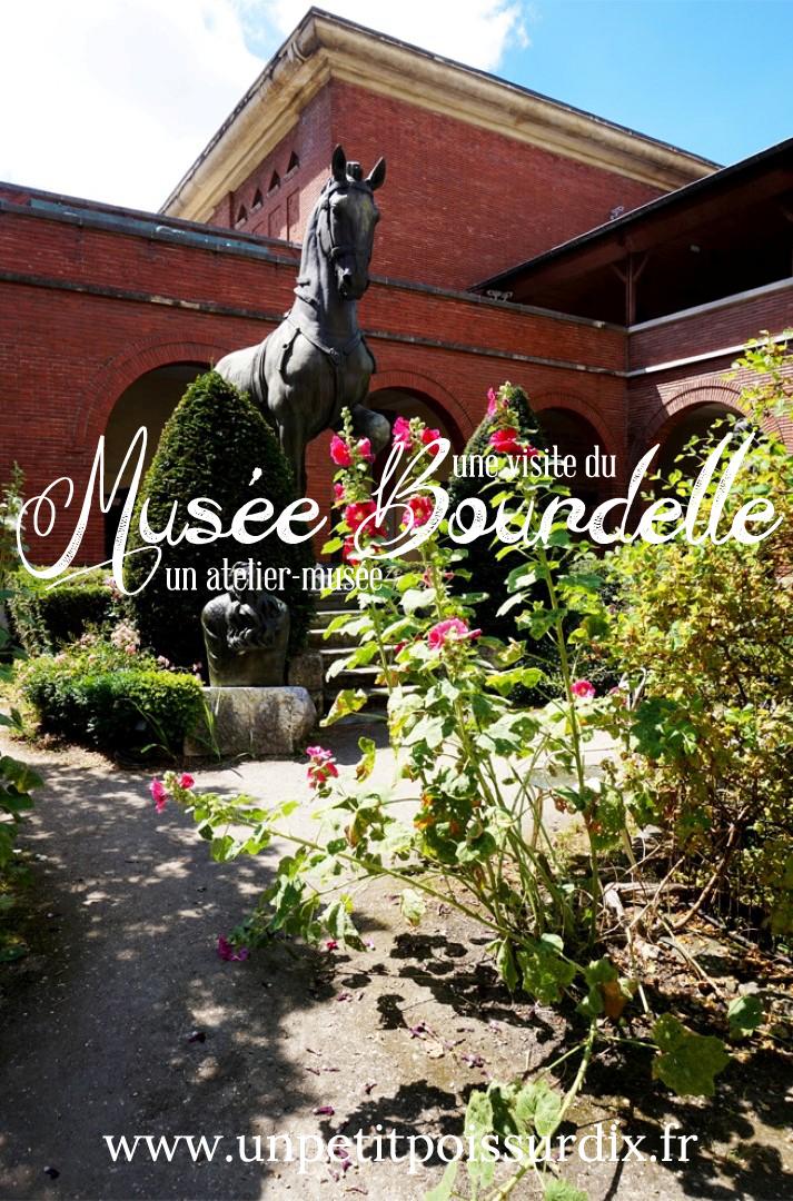 Visite du Musée Bourdelle - Un atelier-musée