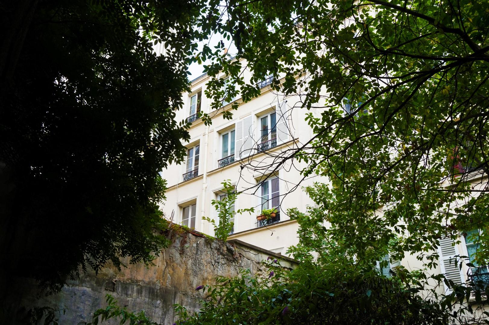 Bois Dormoy - Paris 18e