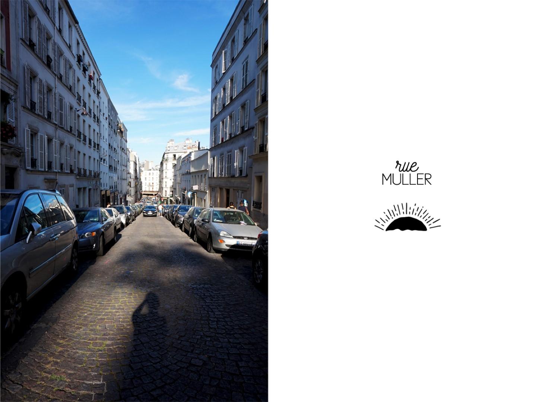 Balade dans le 18e - En bas de la butte Montmartre