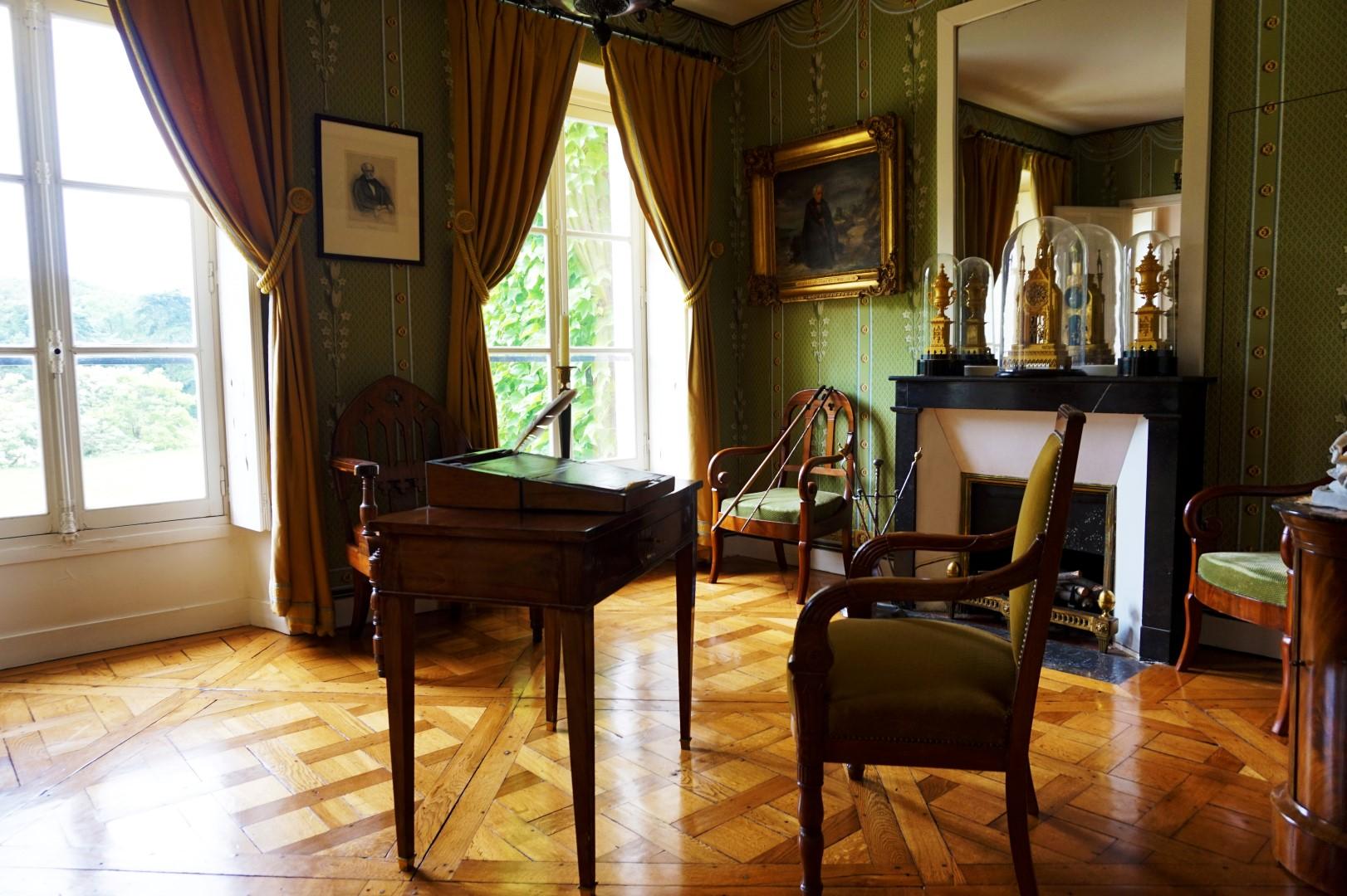 Maison de CHateaubriand - Parc de la Vallée aux Loups