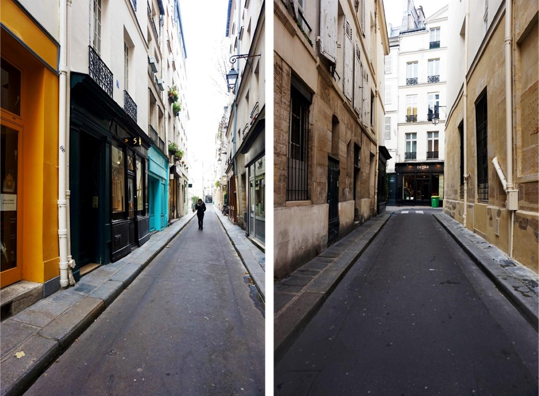 Rue Visconti - Paris 6e
