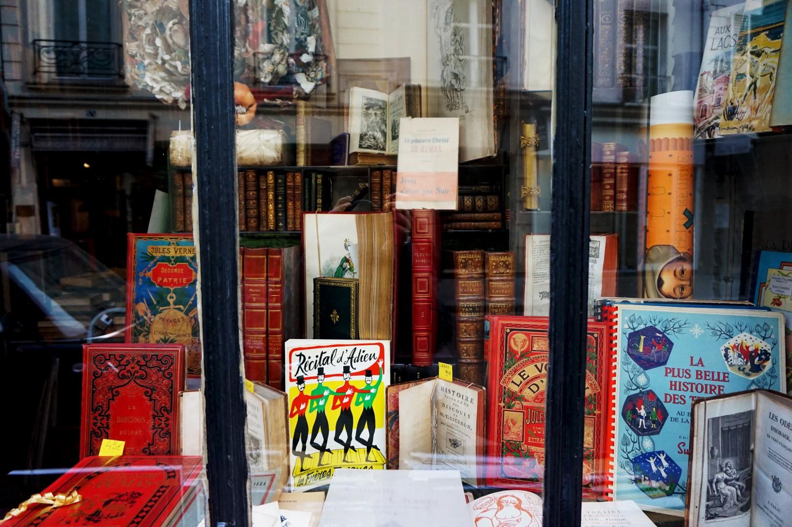 rue Mazarine - Paris 6e