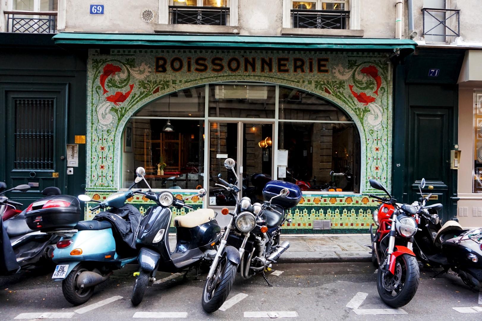 Rue de Seine - Paris 6e