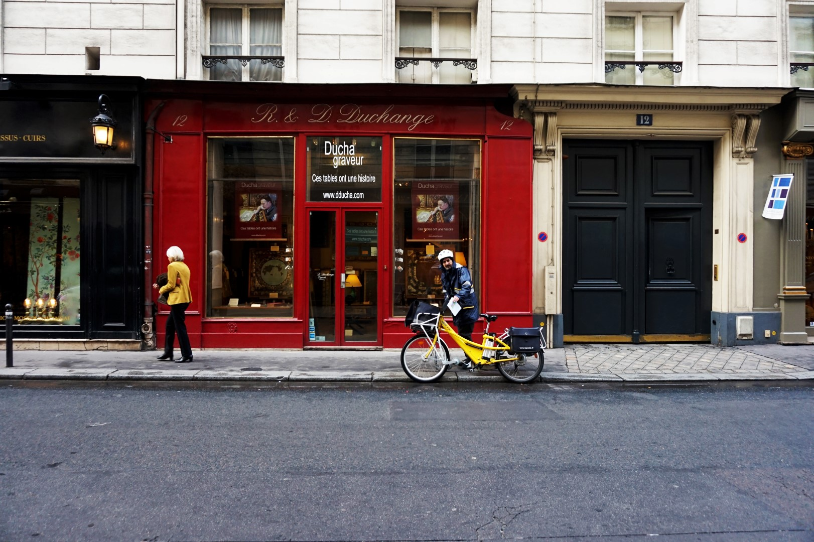 Rue de Saints Pères - Paris 6e