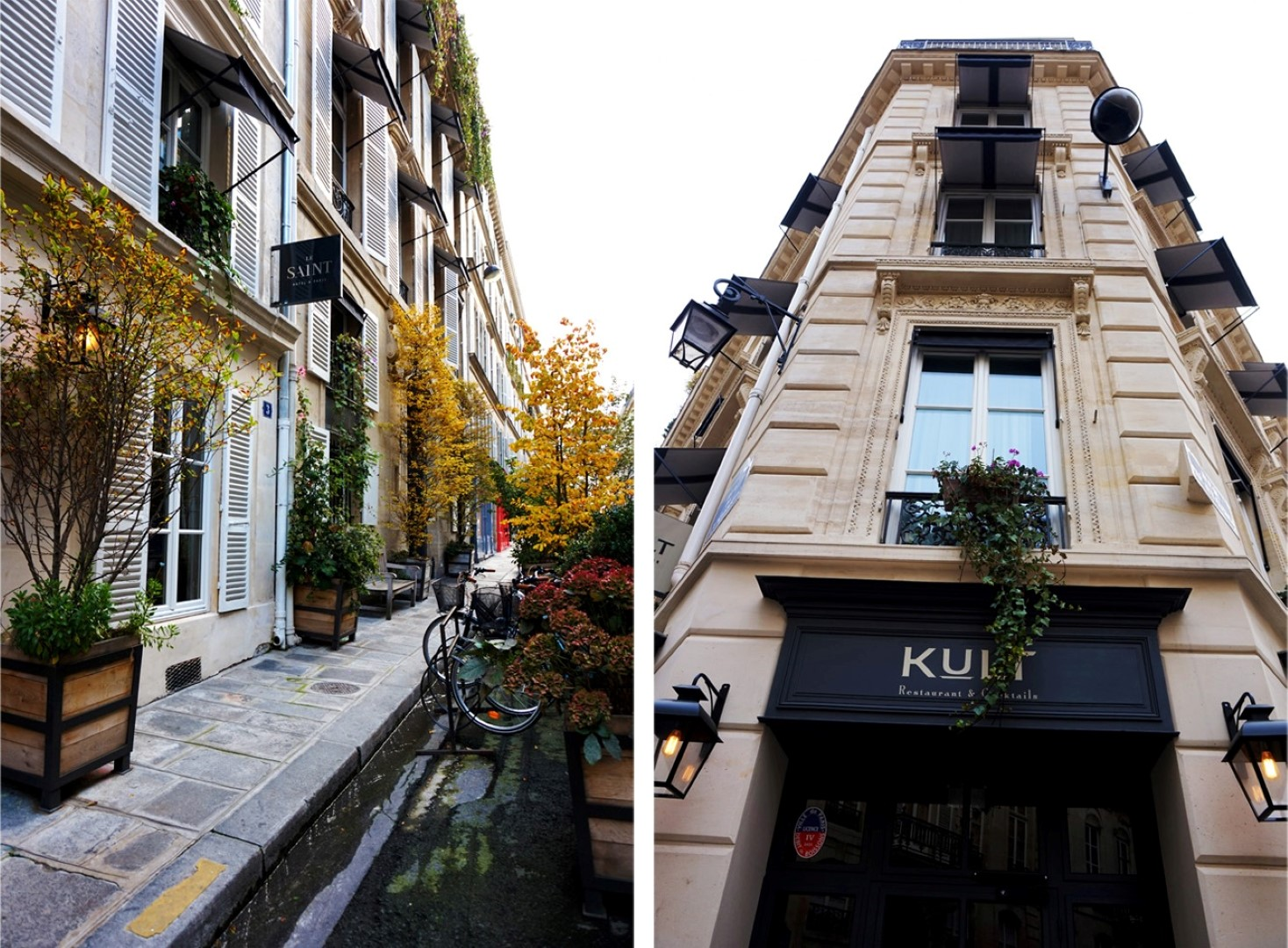 Le KULT - Restaurant paris 6e