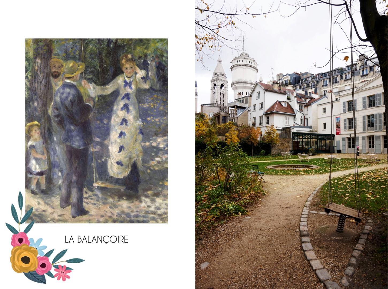 Musée de Montmartre, Jardins Renoir - Paris 18e