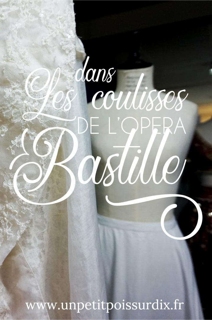 Visite privée et insolite de l'Opéra Bastille