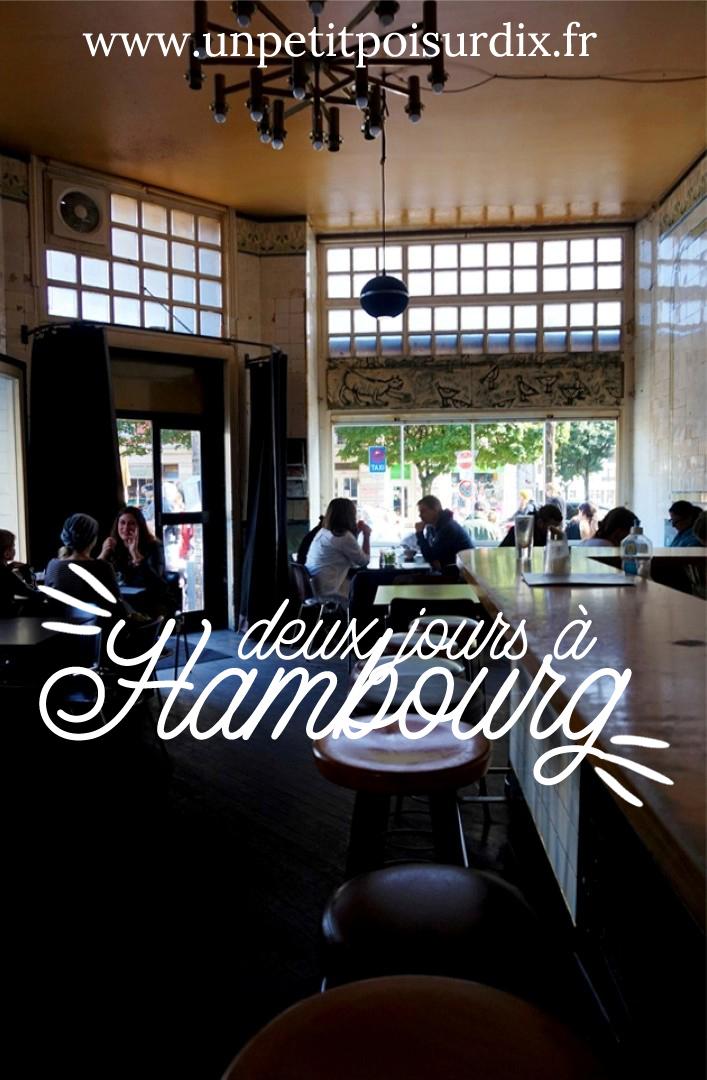 Séjour à Hambourg - City Guide
