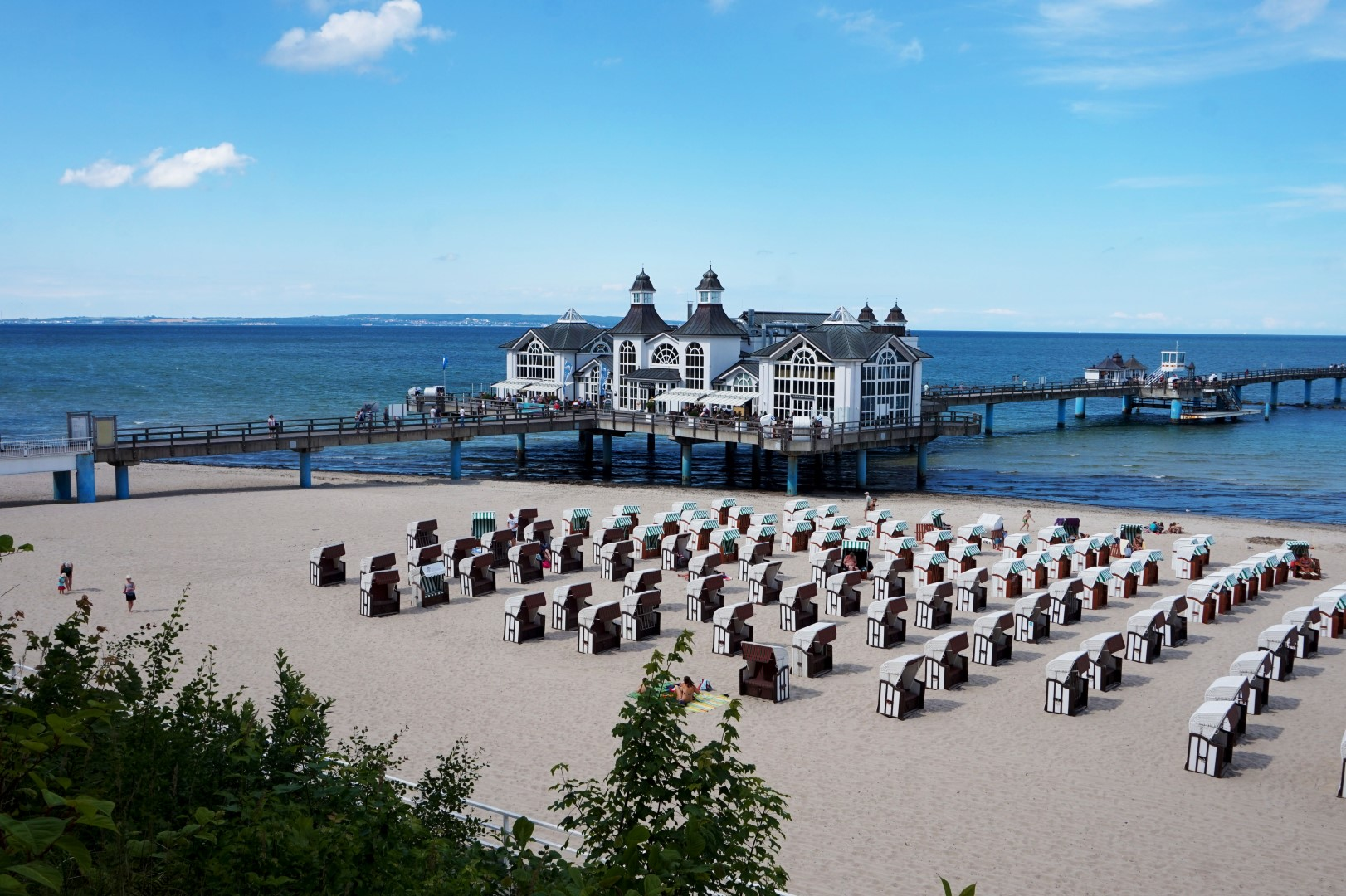 Entre Binz et Sellin (Ile de Rügen) - City Guide - Blog voyage