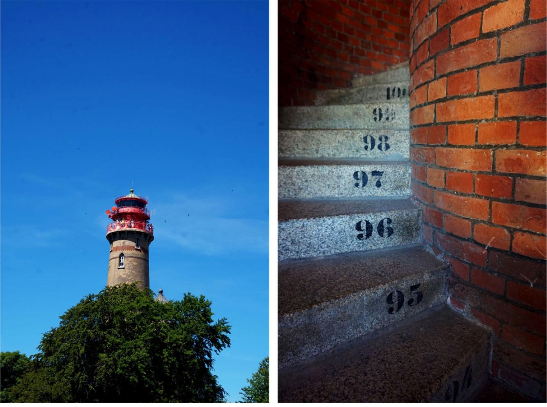 Randonnée dans le Parc Balade à vélo Kap Arkona (Ile de Rügen) - Blog voyage